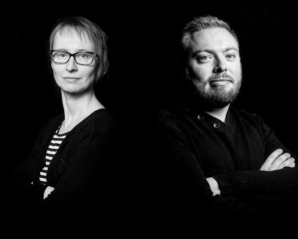 Sanna Peltonen ja Tommi Siljamäki